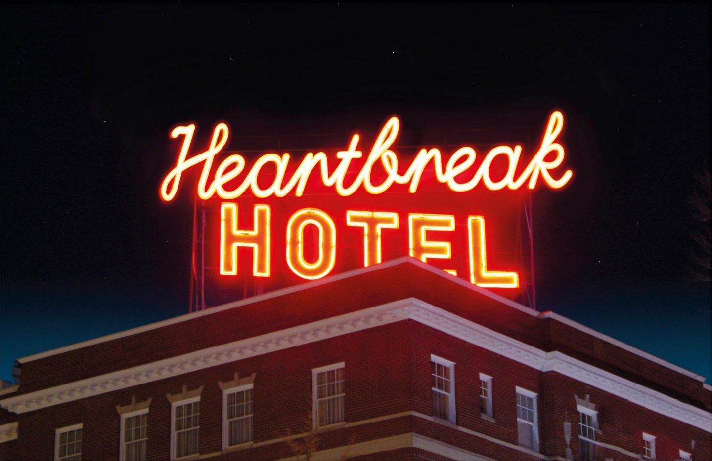 Checking Out of the Heartbreak Hotel