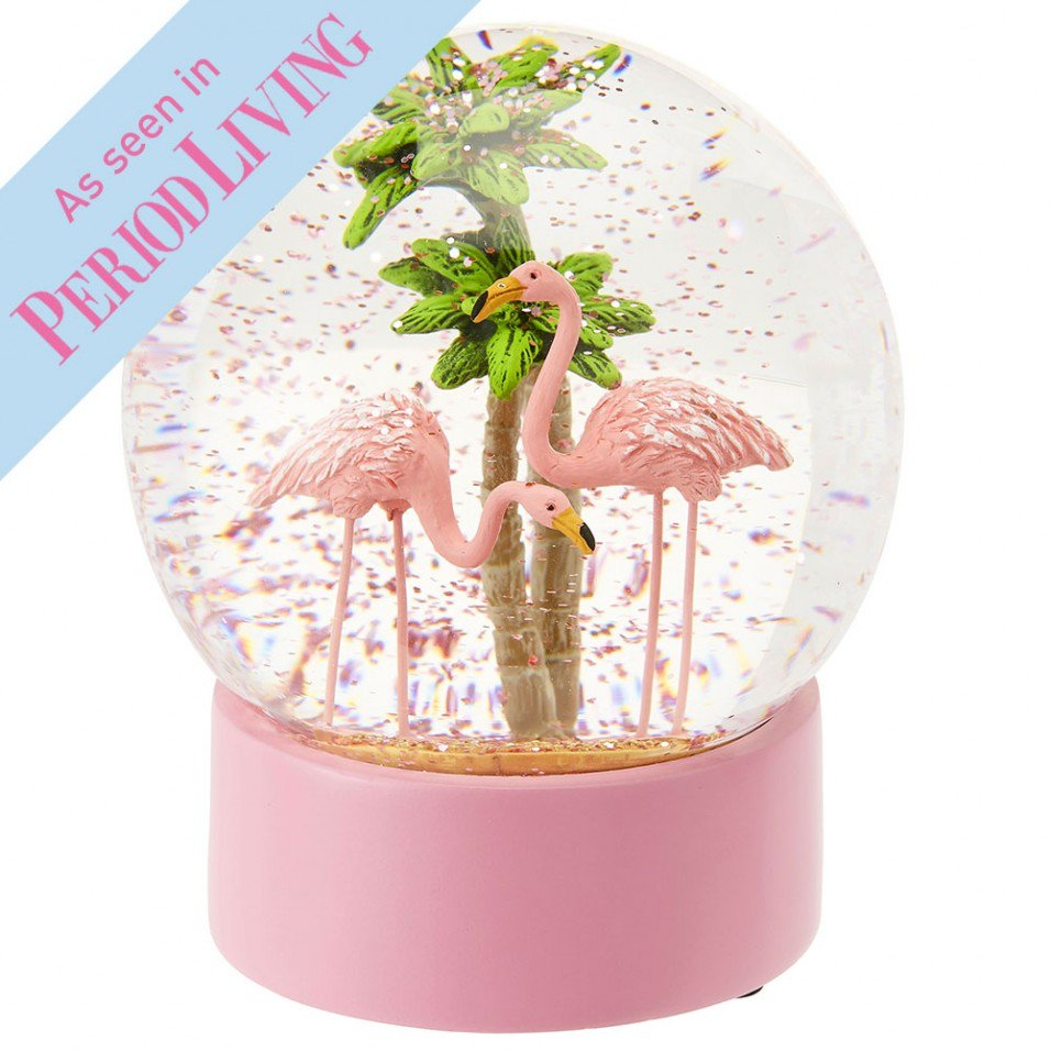 Paperchase snow globe