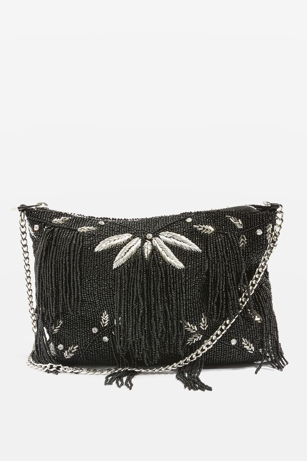 Topshop embellished bag