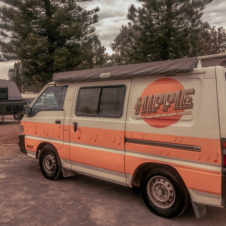 The Oz Blog – Living that Campervan/RV Life